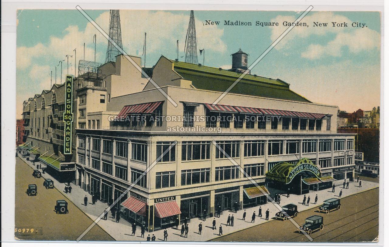 New Madison Square Garden, New York City