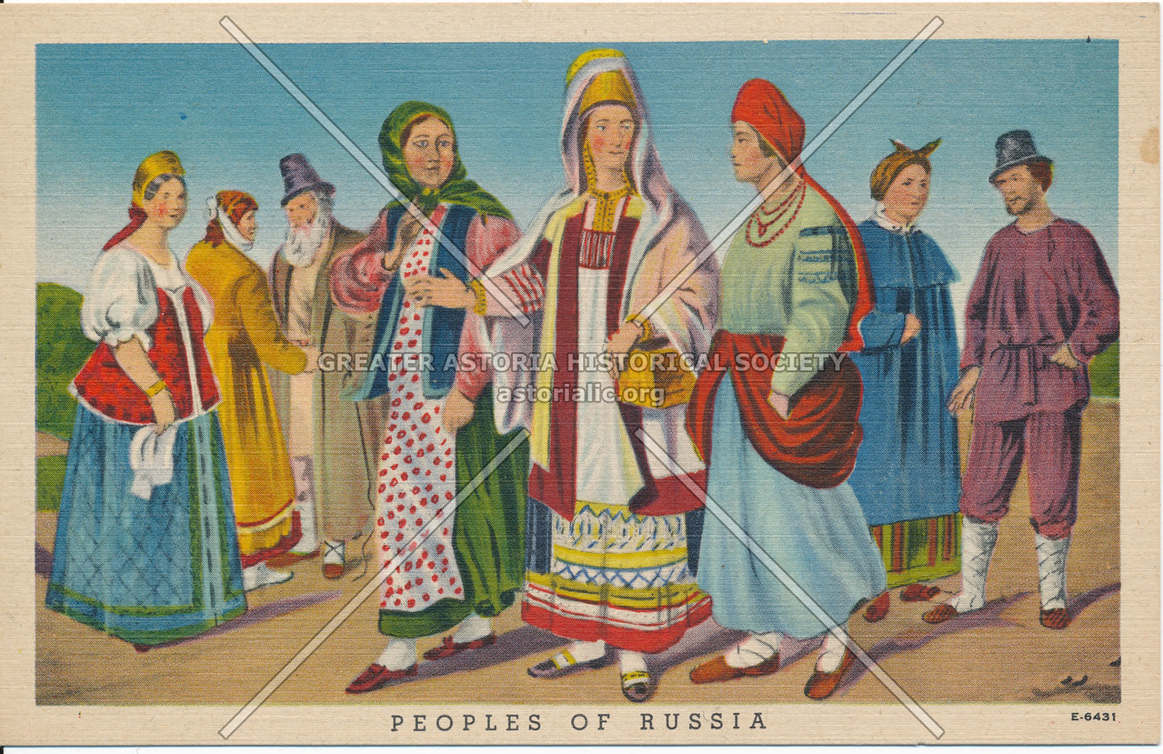 Peoples Of Russia