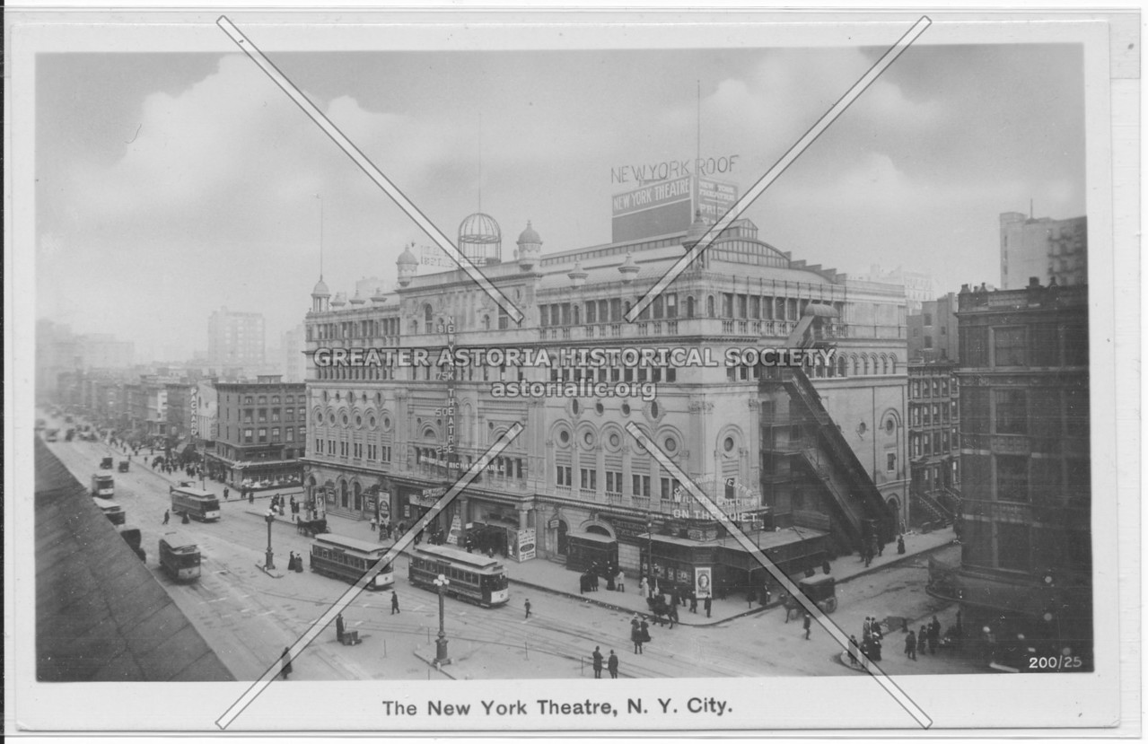 The New York Theatre, N.Y. City