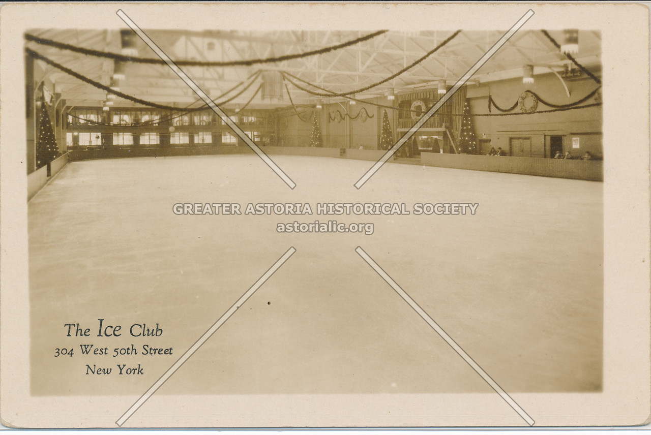 The Ice Club, 304 West 50th Street, New York