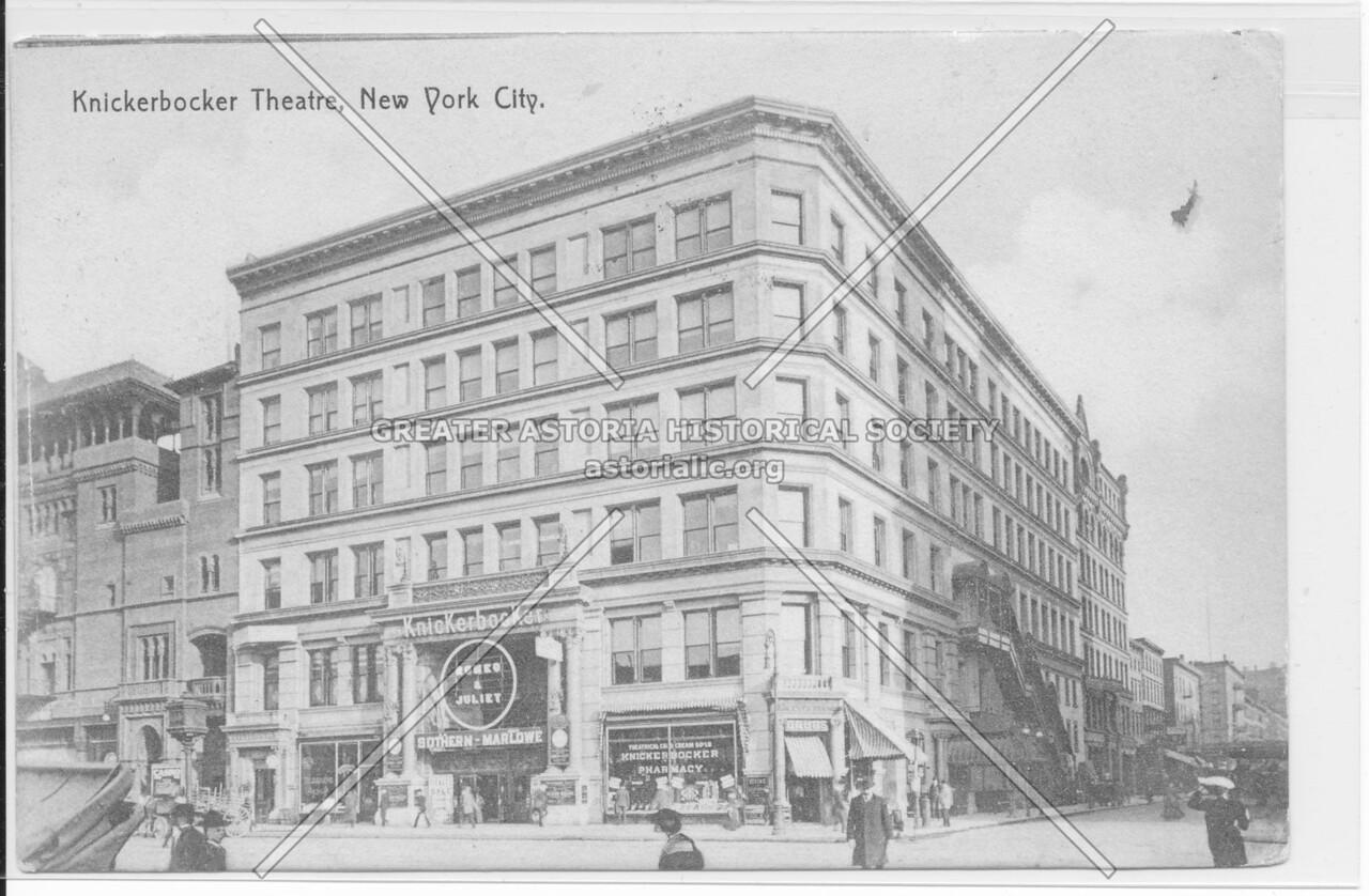 Knickerbocker Theatre, New York City