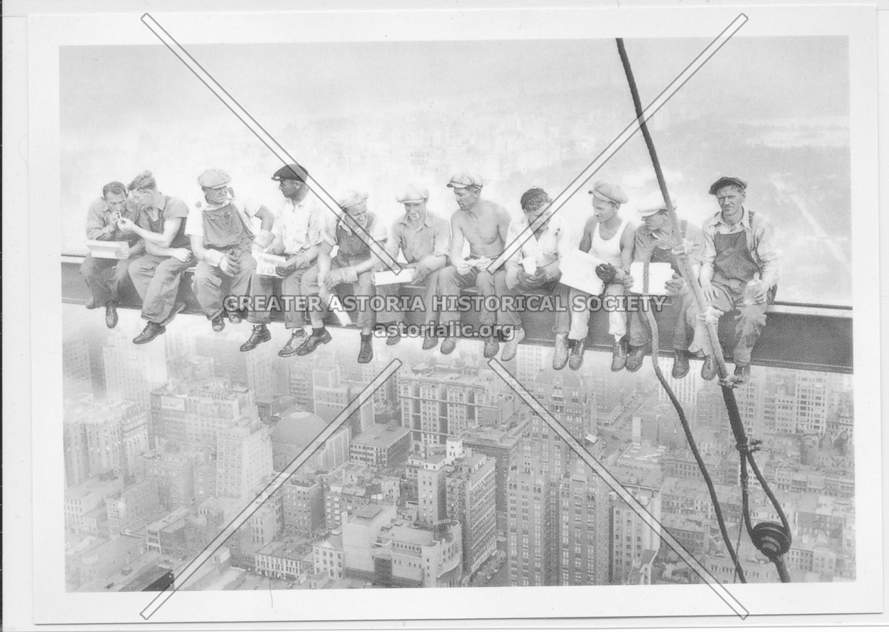 High Iron Workers, New York