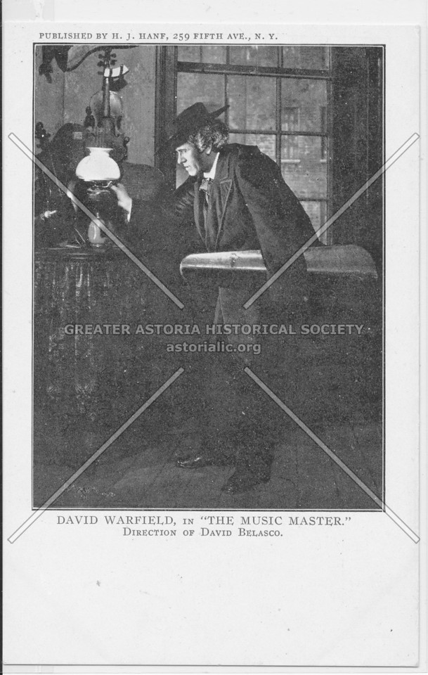 "David Warfield, In ""The Music Master"""