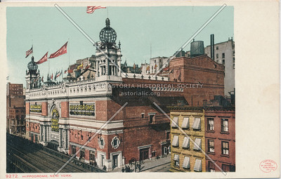 Hippodrome, New York City