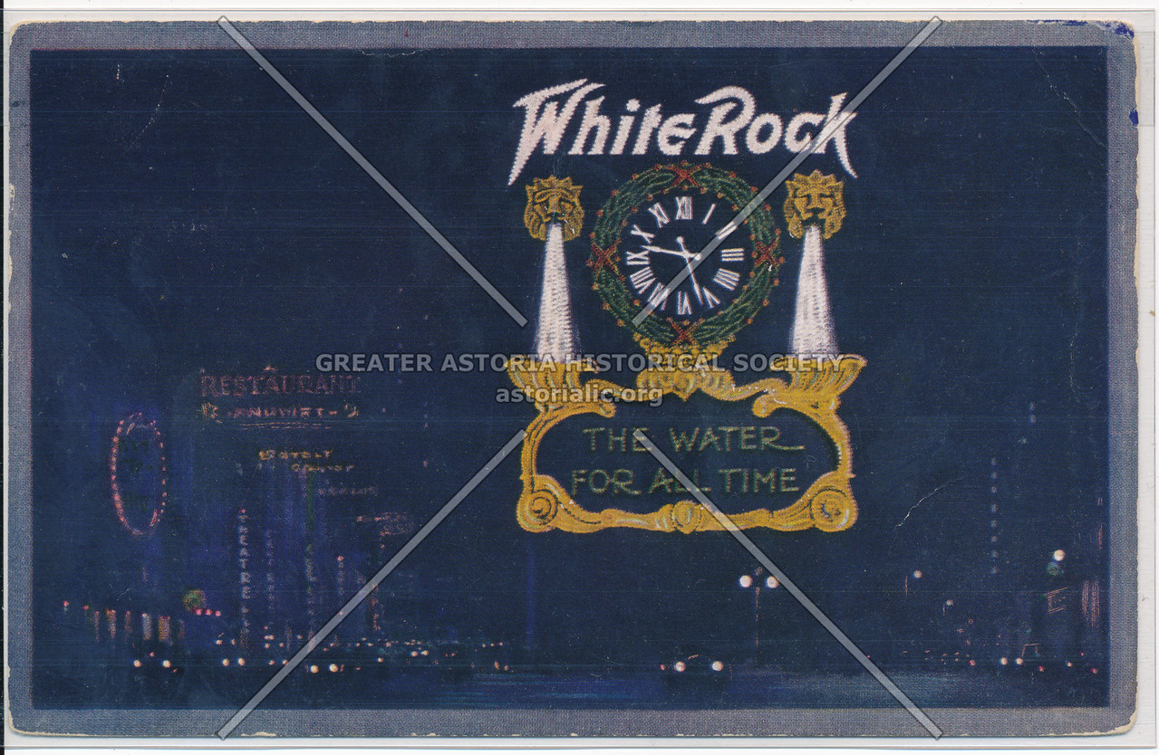 White Rock, The Water For All Time