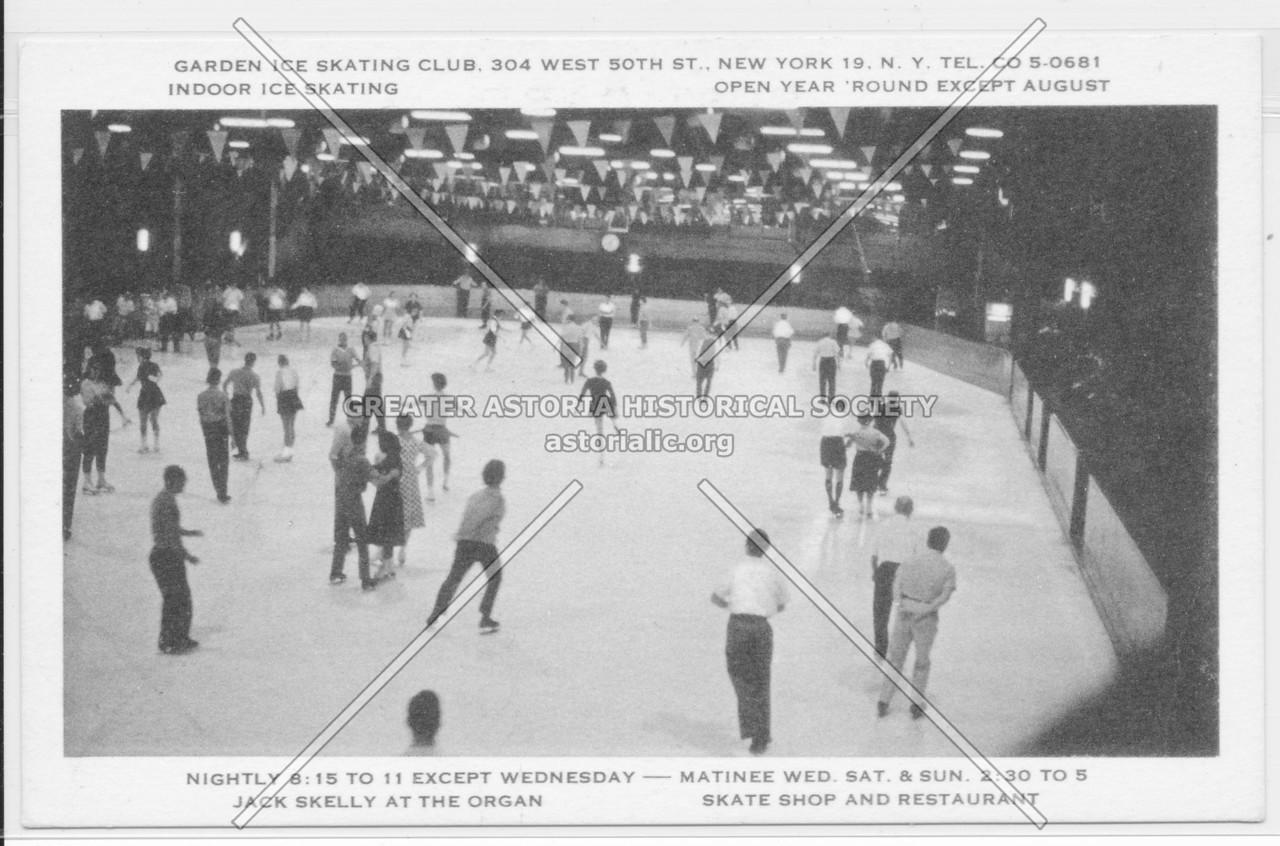 Garden Ice Skating Club, 304 West 50th St., New York 19, N.Y.