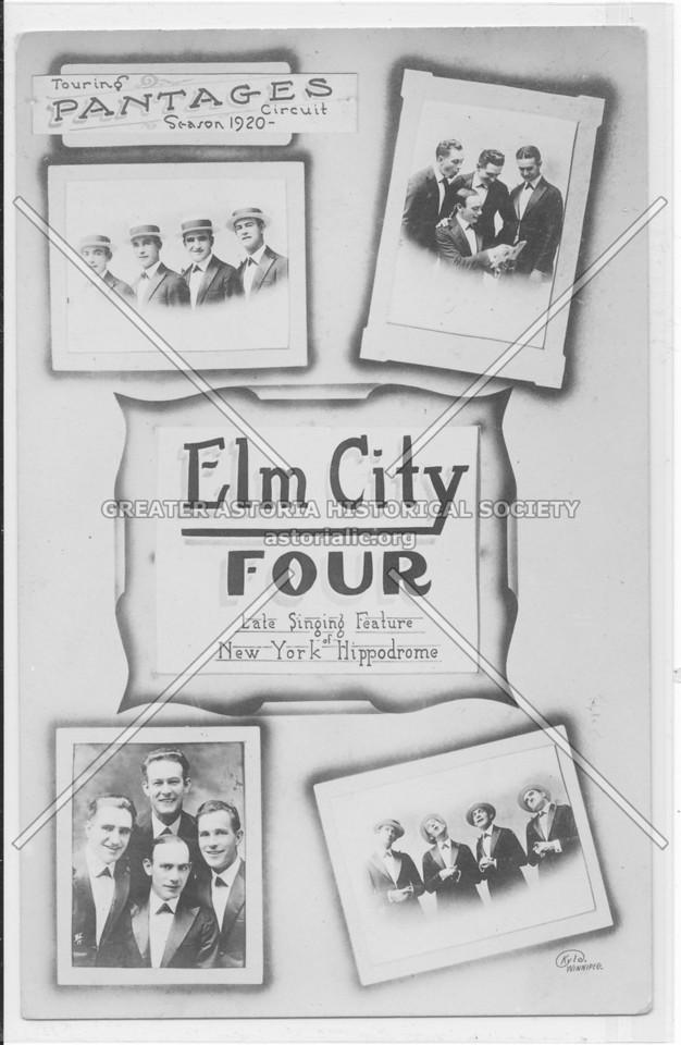 Elm City, Four, New York Hippodrome