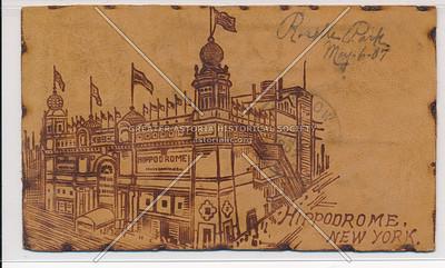 Hippodrome, New York