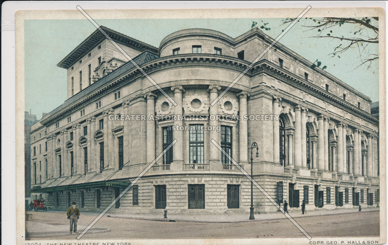 The New Theatre, New York