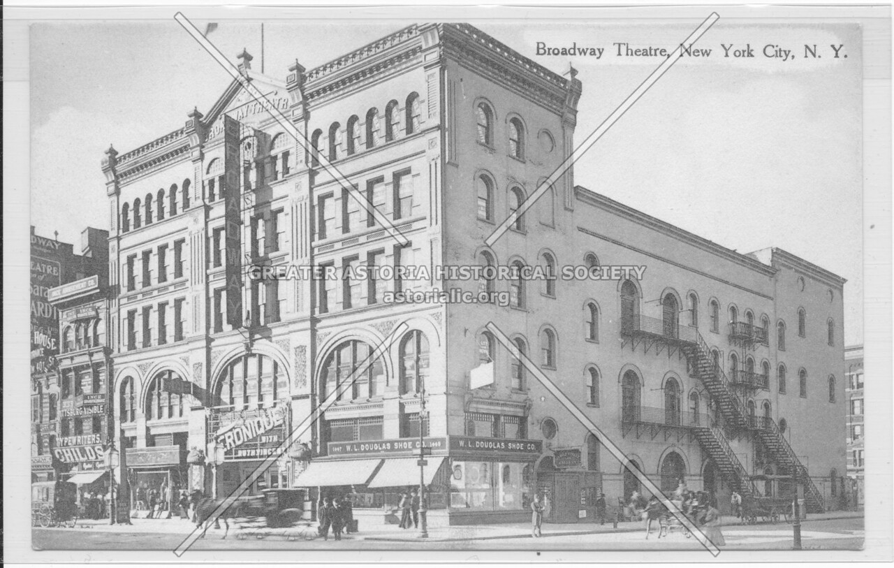 Broadway Theatre, New York City, N.Y.