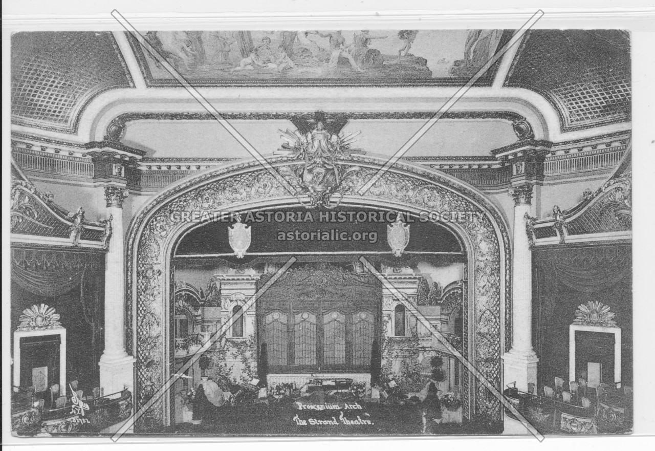 Strand Theatre, New York