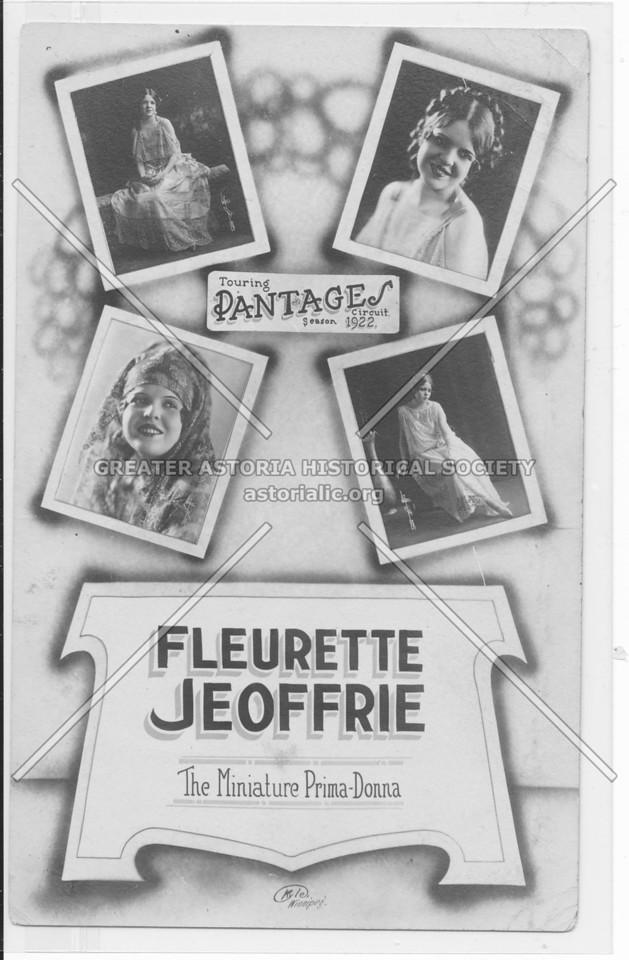 Fleurette Jeoffrie, The Miniature Prima-Donna
