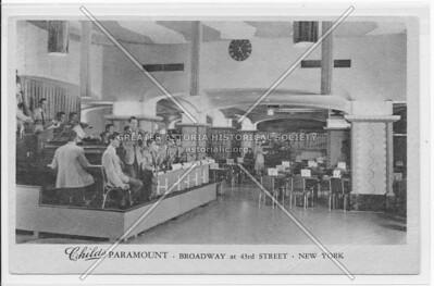 Child's Paramount, Broadway at 43rd Street, New York