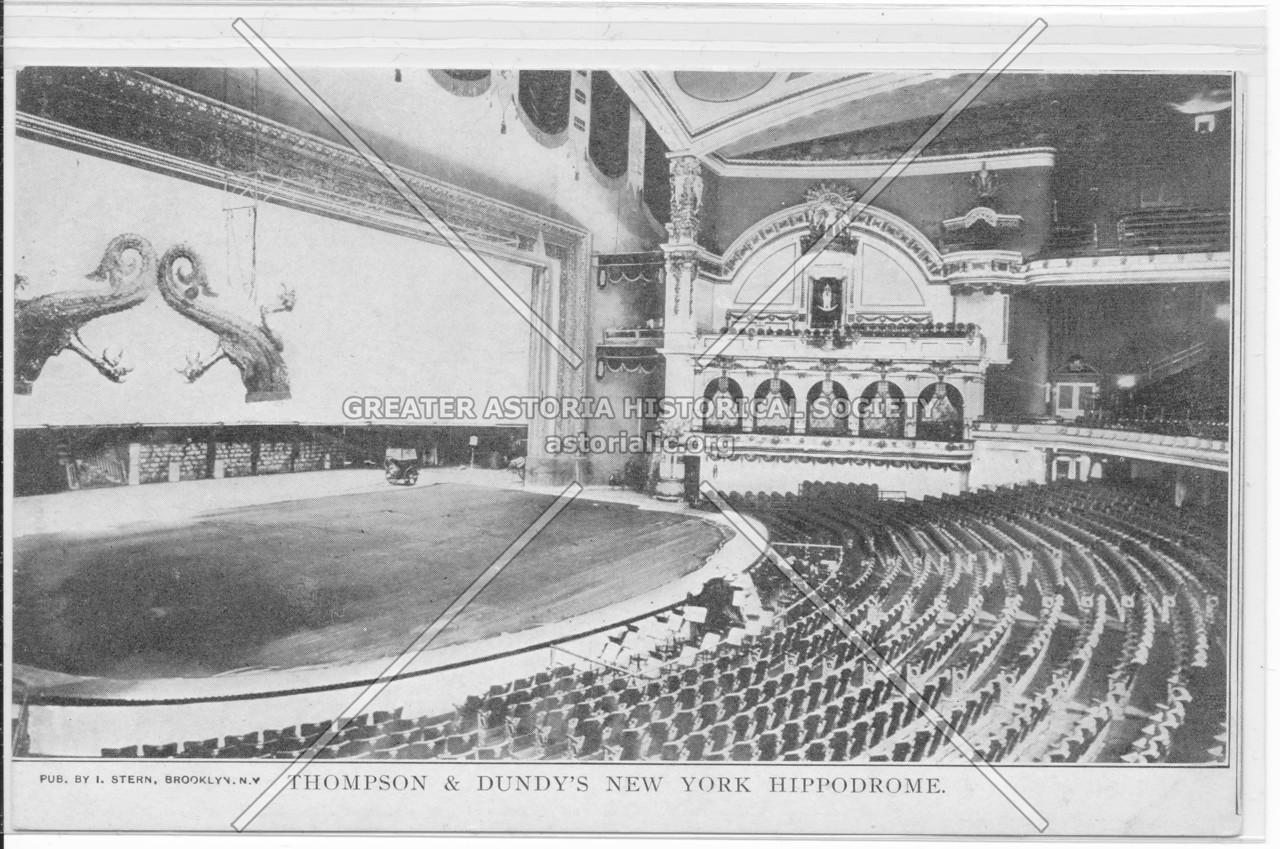 Thompson & Dundy's New York Hippodrome