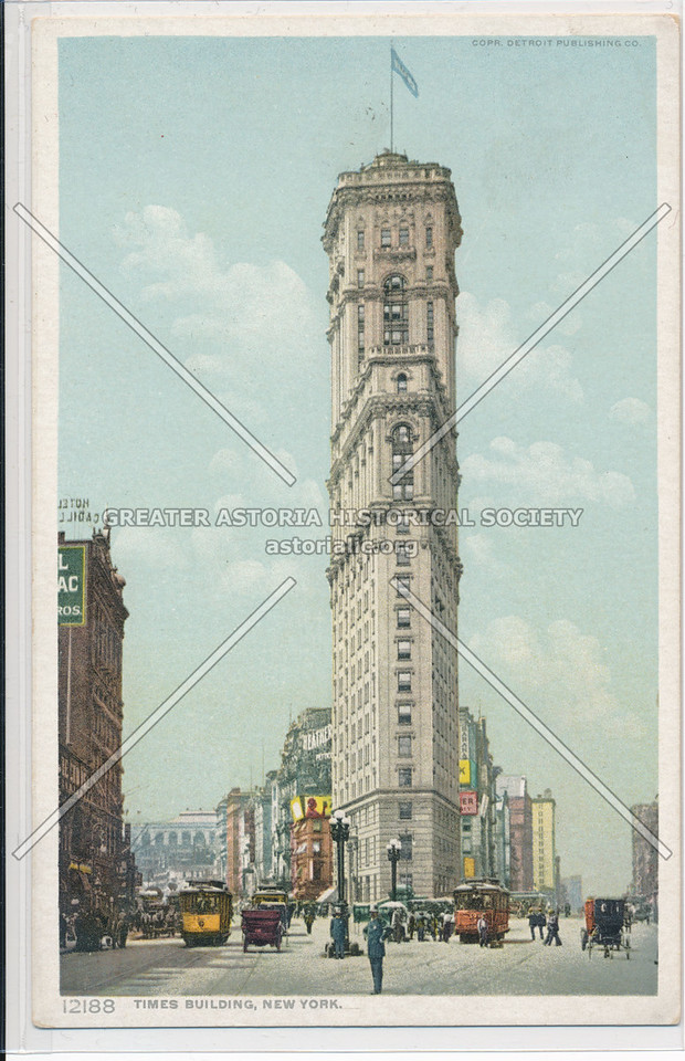 Times Building, New York