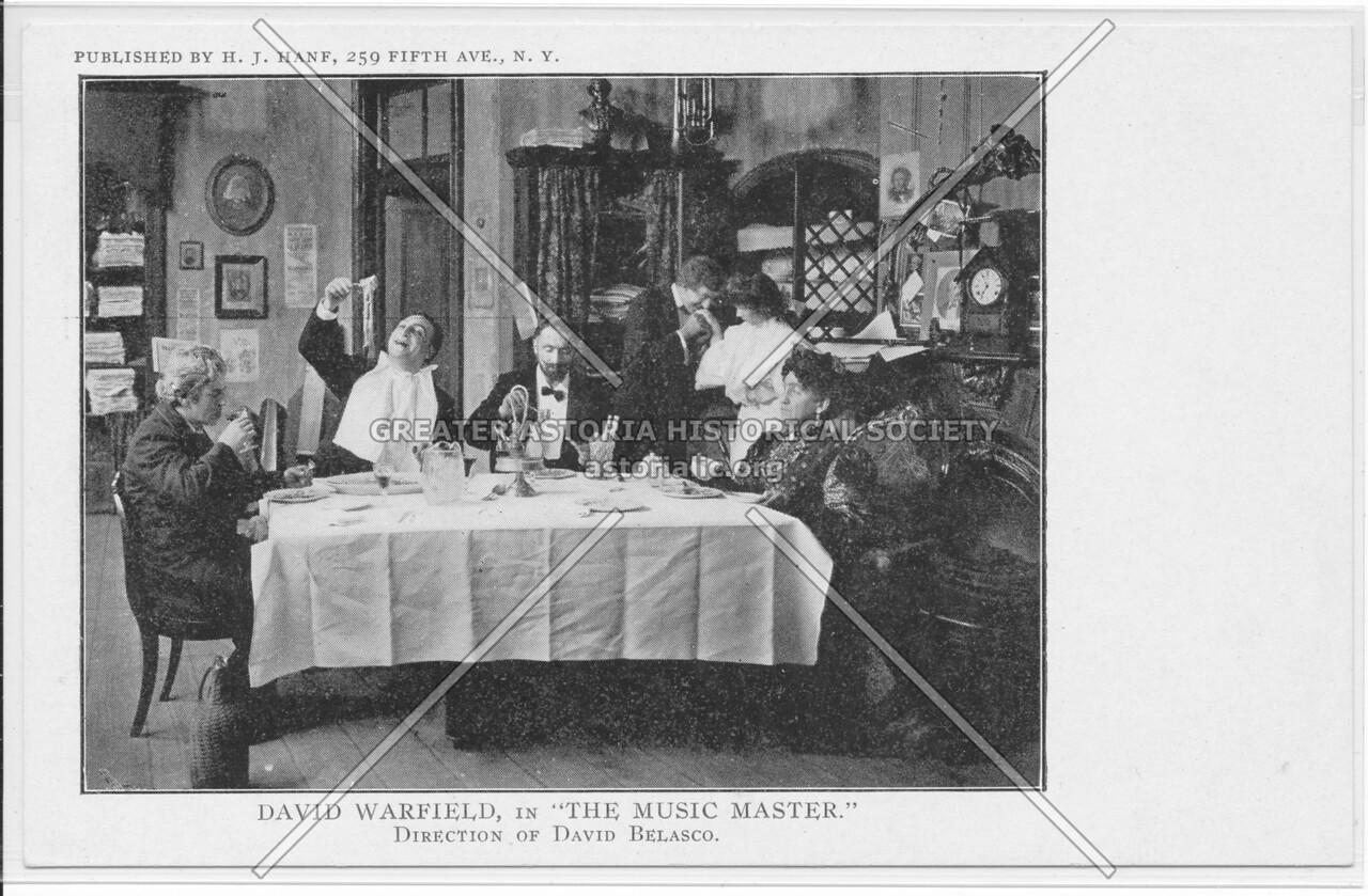 "David Warfield, In ""The Music Master"""