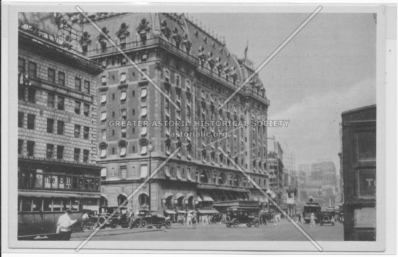 Hotel Astor, New York