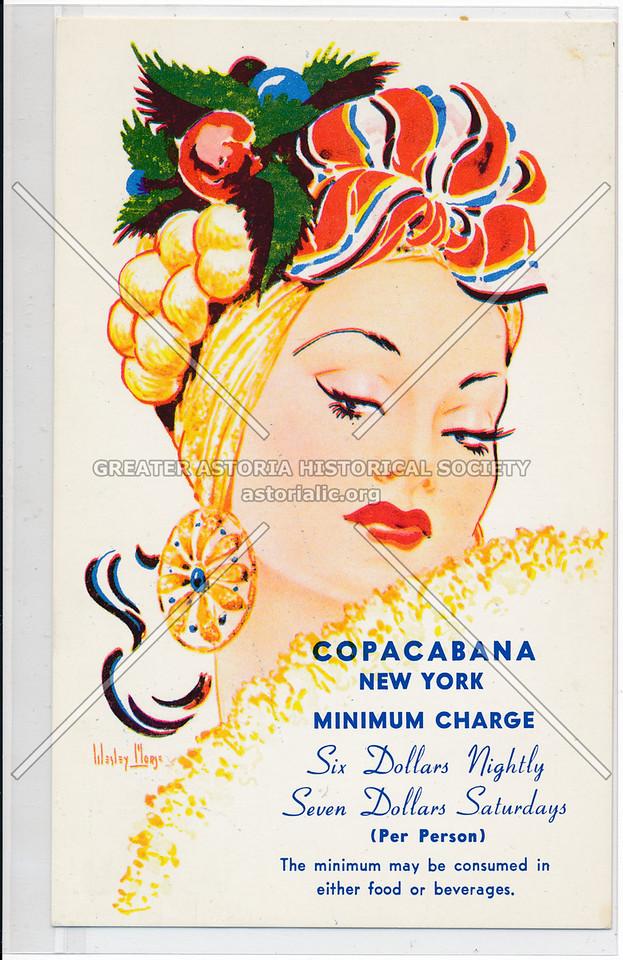Copacabana, New York
