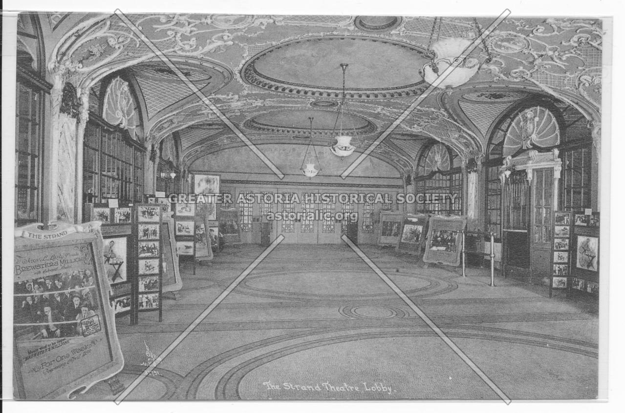 The Strand Theatre Lobby