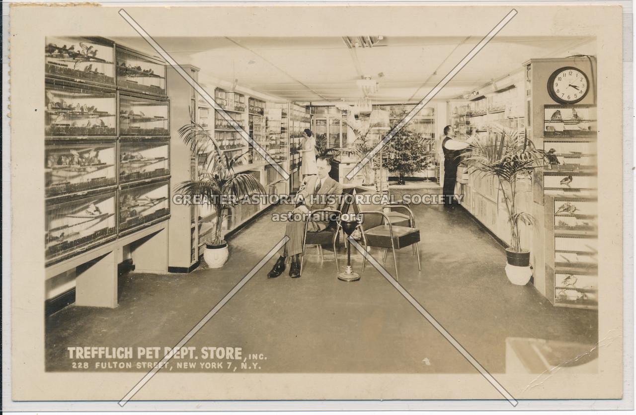 Trefflich Pet Store Fulton St