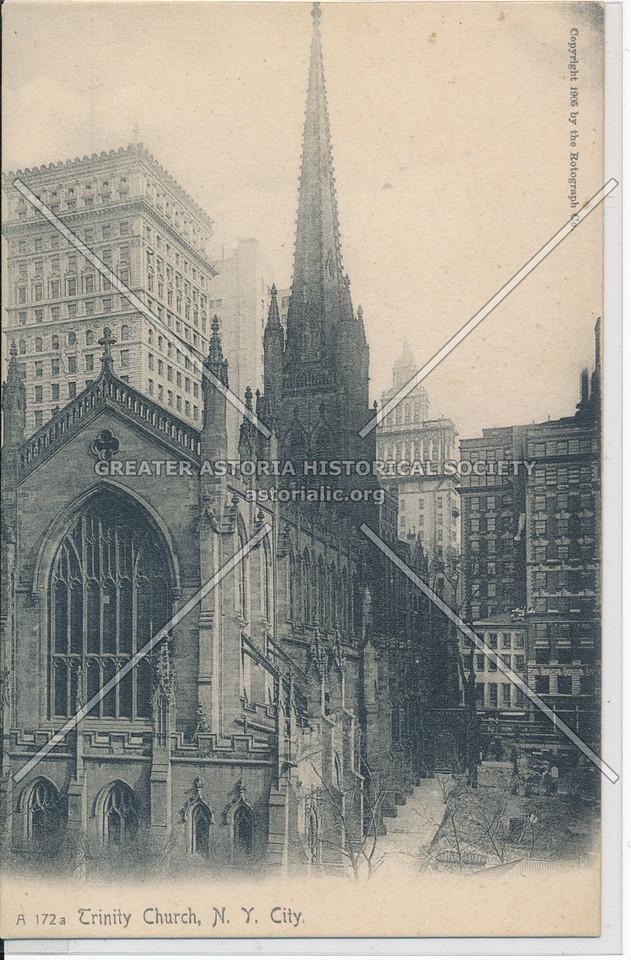 Trinity Church, N.Y. City