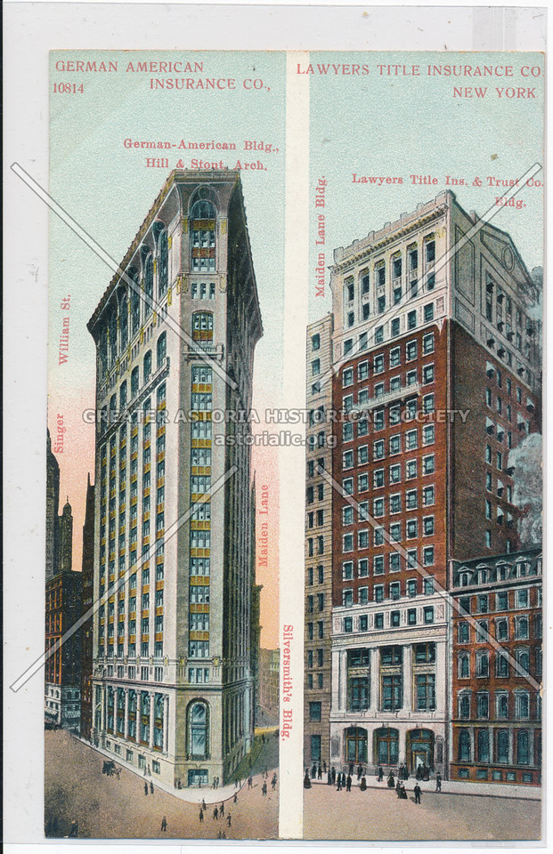 German American Insurance Co. / Lawyer Insurance NYC