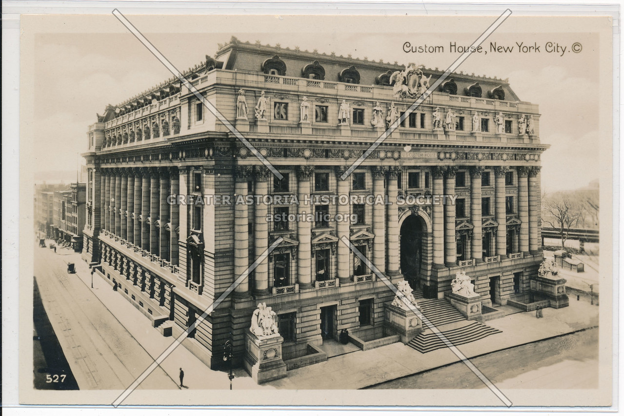 Custom House, New York City