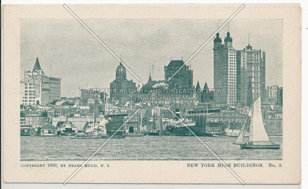 New York High Buildings. No. 3
