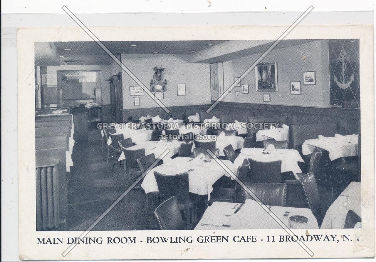 Dining Room, Bowling Green Café