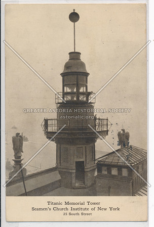 Titanic Memorial Tower