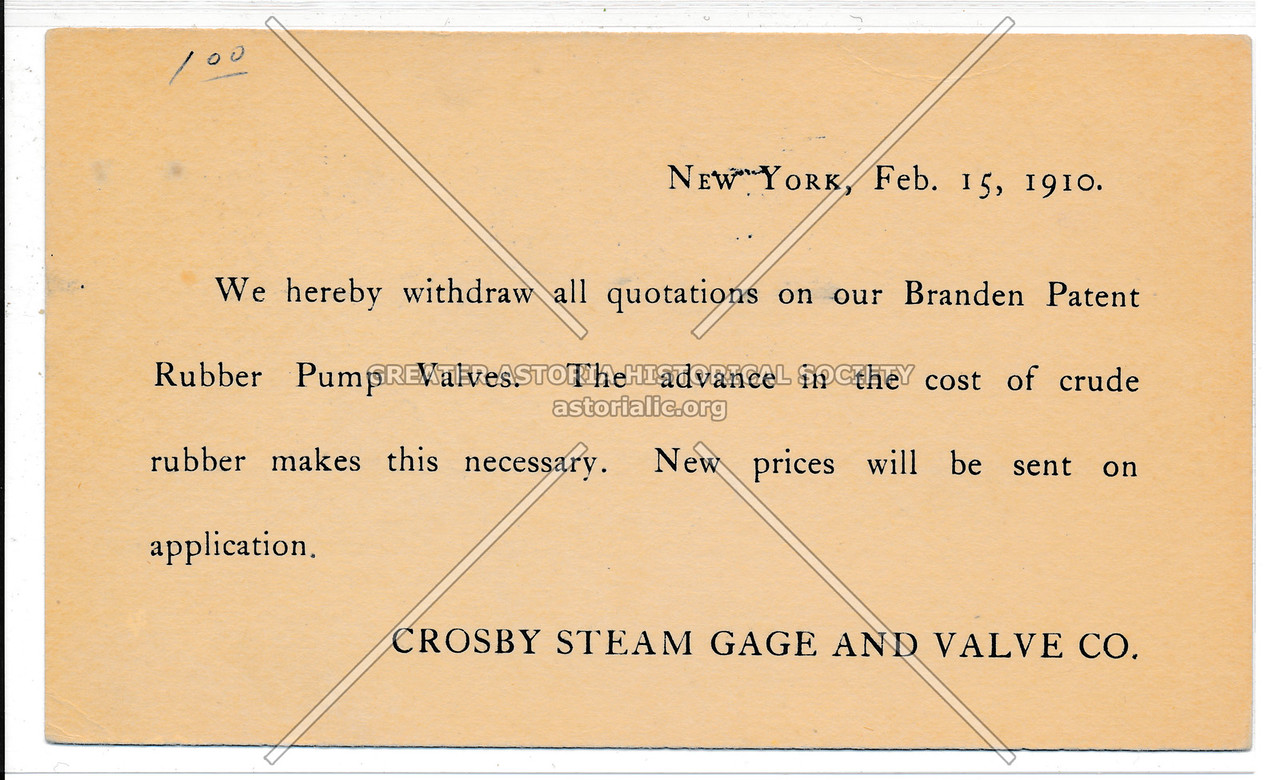 Crosby Steam Gage & Valve Co