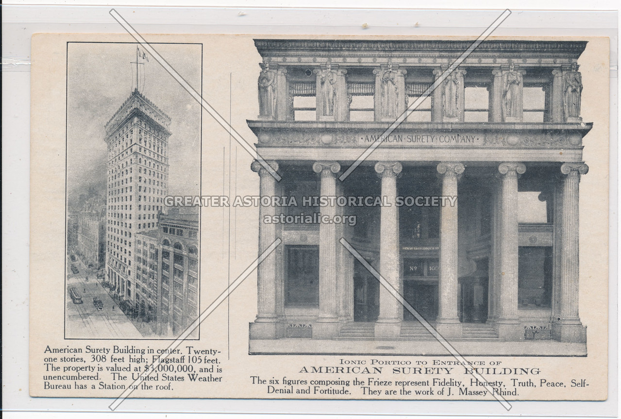 American Surety Building NYC