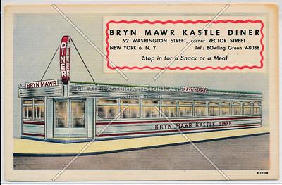 Bryn Mawr Kastle Diner