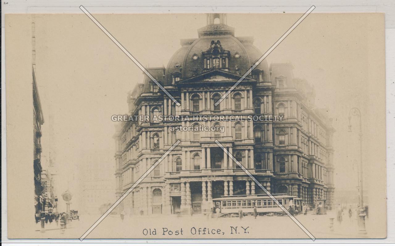 Old Post Office, N.Y.