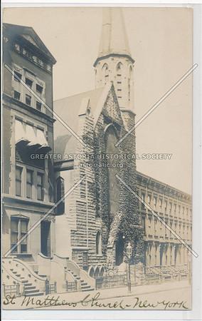 St. Matthew's Church, New York