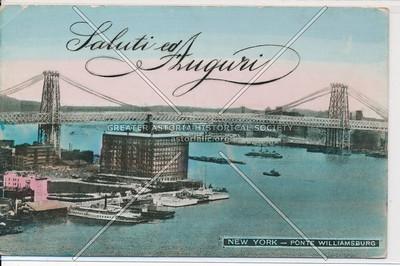 New York- Ponte Williamsburg