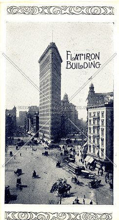 Souvenir of New York City: Flatiron Buliding