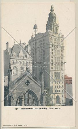 Manhattan Life Building, New York