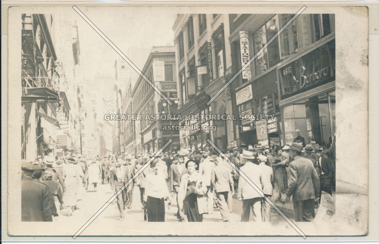 1930s Lower Broadway