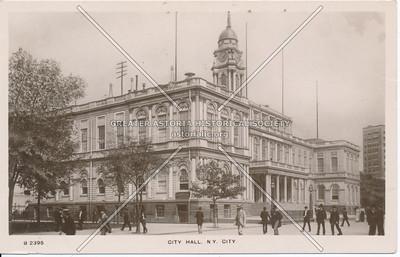 City Hall, N.Y. City