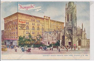Historic Grace Church, New York