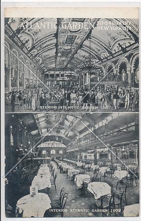 Interior Atlantic Garden 1909