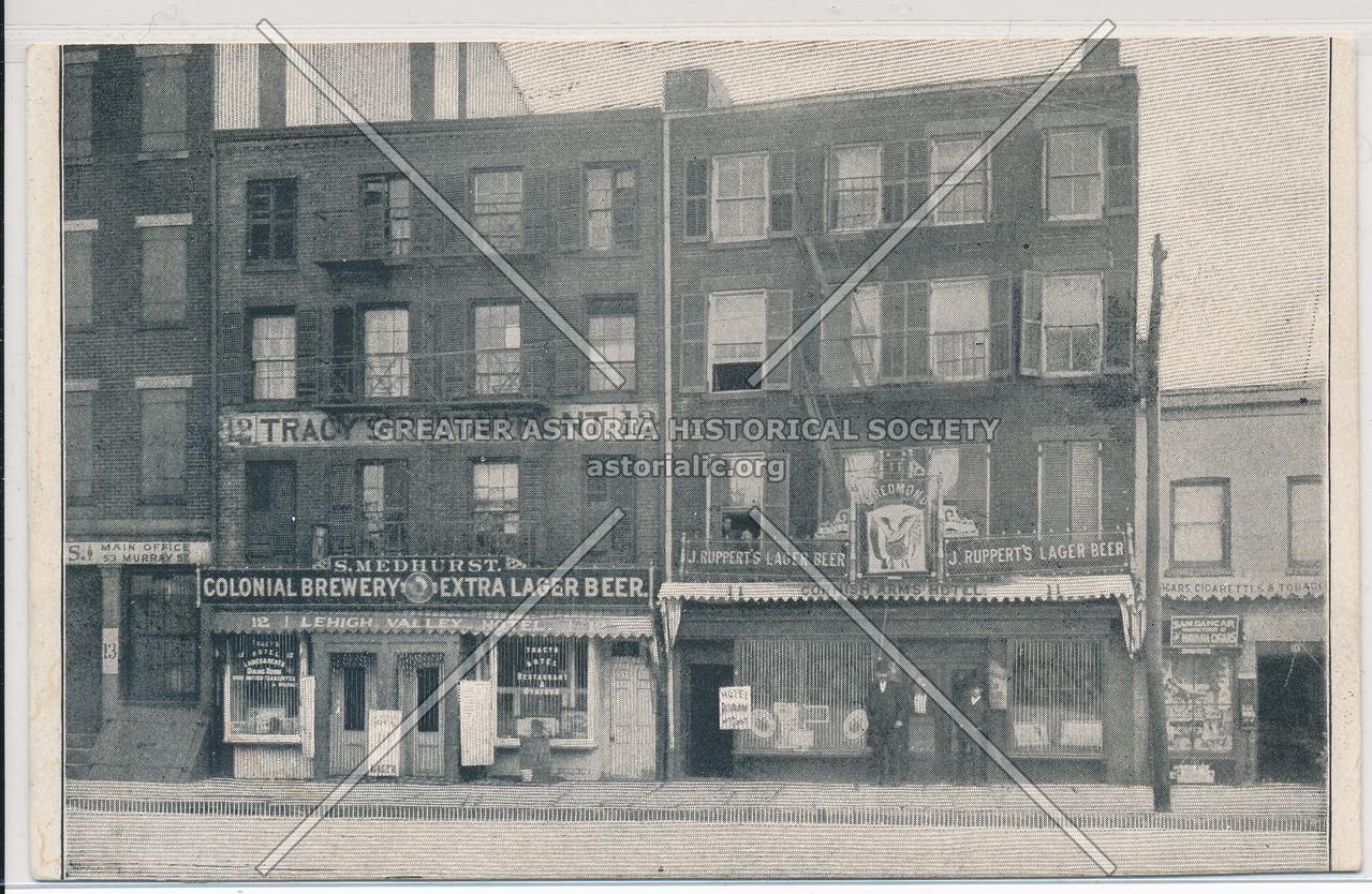 Stephen Medurst - 12 West St., 1906