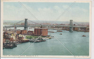 Williamsburg Bridge, Brooklyn, N.Y.