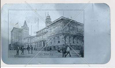 """""""City Hall,"""" N.Y."""