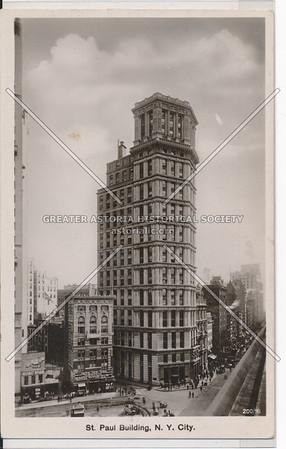 St. Paul Building, N.Y. City