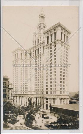 Municipal Building, N.Y.