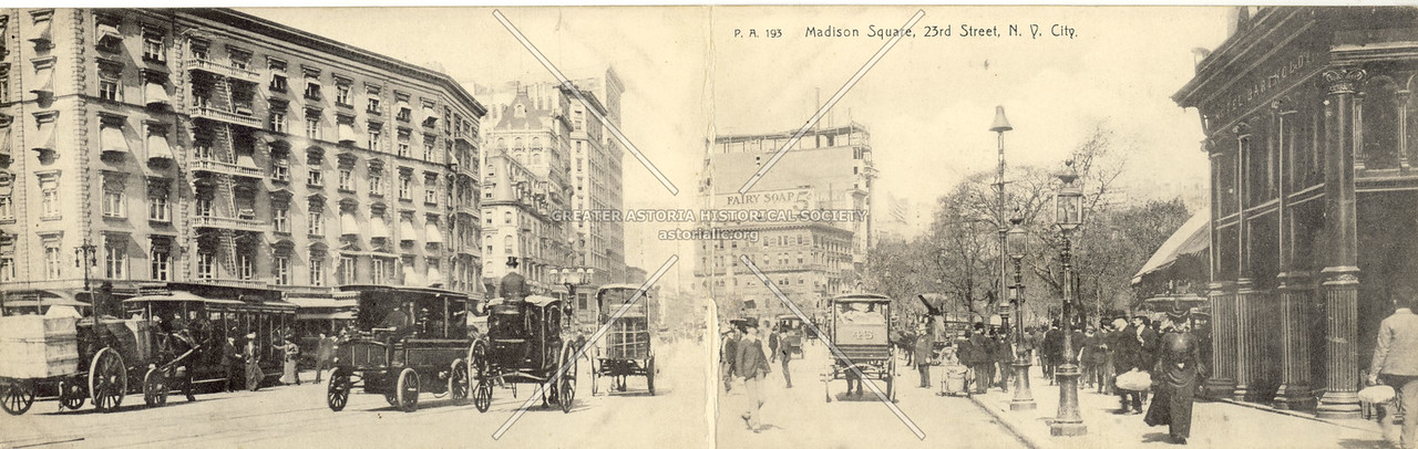 Madison Square, 23rd Street, N.Y. City
