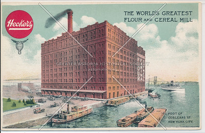 The World's Greatest Flour And Cereal Mill