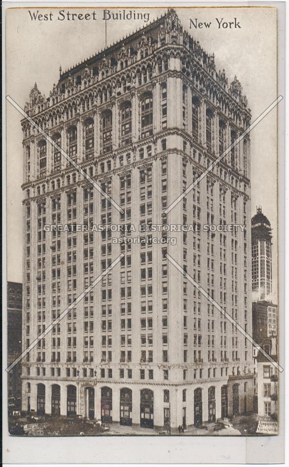 West Street Building, New York